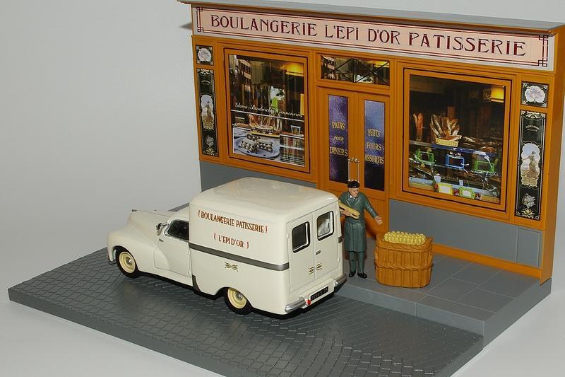 01 boulangerie peugeot 203 fourgonnette tolee 3