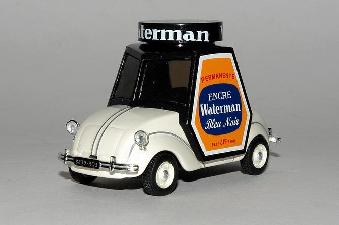 1 cadeau de rovin d2 waterman
