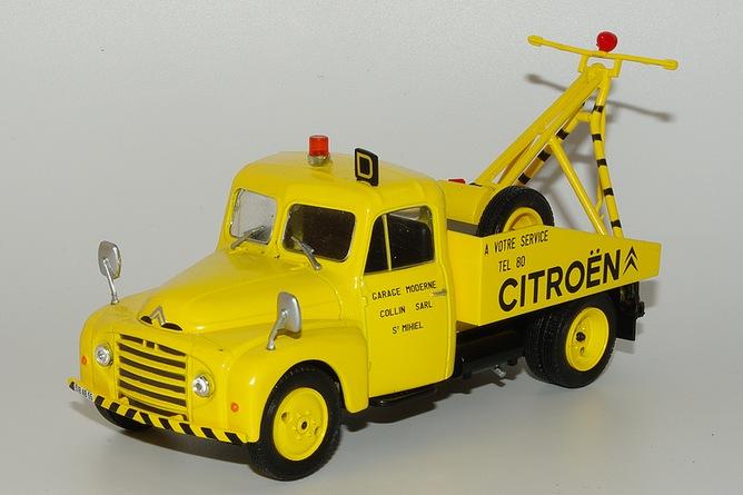 1 citroen u23 1954