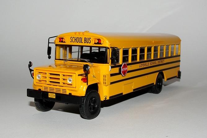 10 gmc 6000 school bus