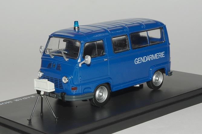 11 estafette 800 gendarmerie radar