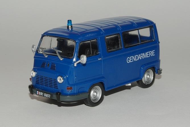11 estafette 800 gendarmerie
