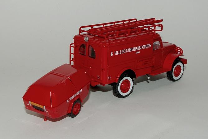 113 Dodge WC54 + motopompe MPR Guinard arr