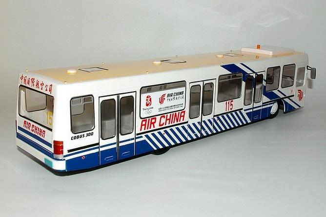 119 cobus 3000 airport bus arr