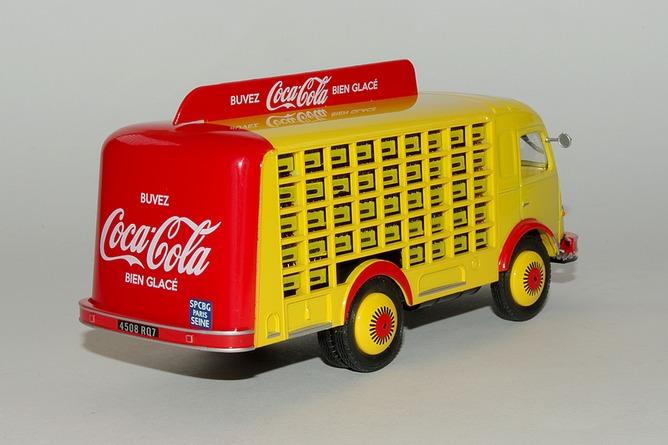 12 2 5 tonnes plateau brasseur coca cola arr