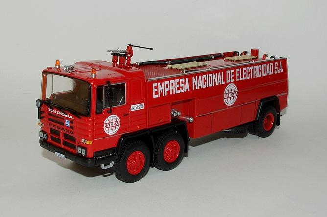 14 pegaso 1183 70 bomberos endesa