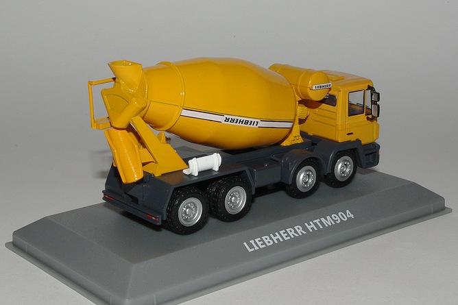 15 liebherr htm 904 camion toupie sur man tgs 8x4 arr