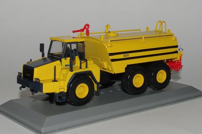 19 komatsu hm400 1 camion citerne articule