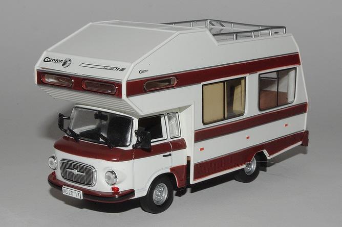 20 caravan barkas b 1000