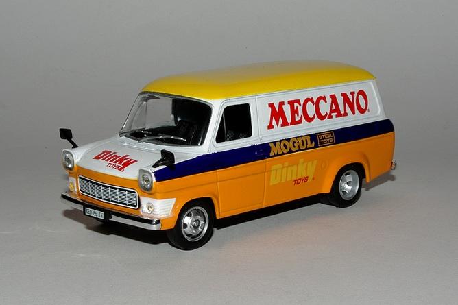 23 ford transit meccano 1974