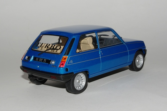23 renault 5 alpine turbo arr