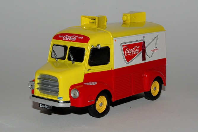 29 citroen type h coca cola