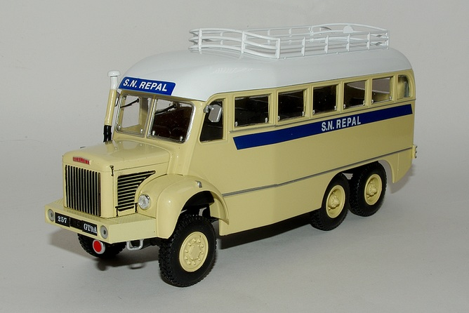 29 gbc 8 m 6x6 car africain