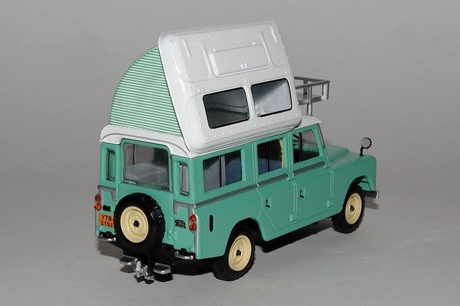 29 land rover serie iii dormobile arr