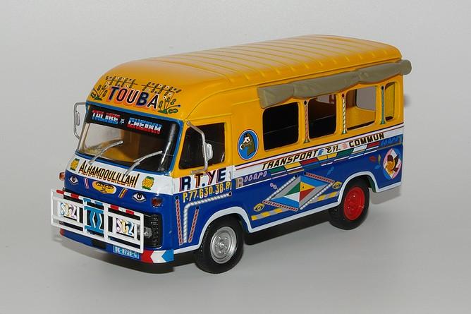 29 saviem sg2 mbz35 taxi brousse senegal