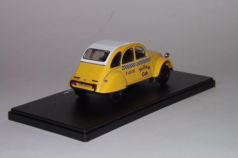 2cv yellow car 4