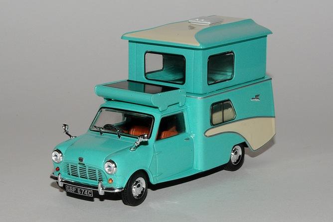 32 austin mini wildgoose camper