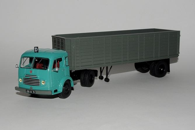 36 ford cargo remorqueur