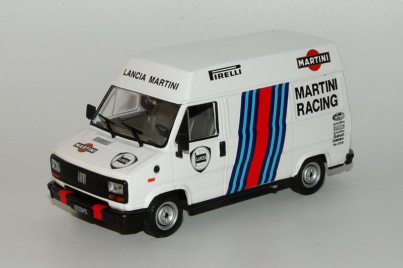 4 fiat ducato martini racing team 1