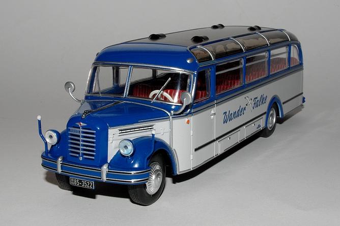 49 borgward bo 4000 allemagne 1952