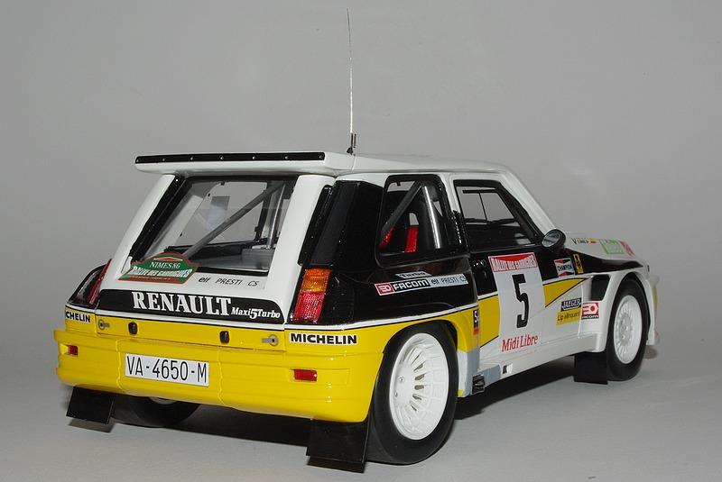 5 maxi turbo rallye des cevennes arr