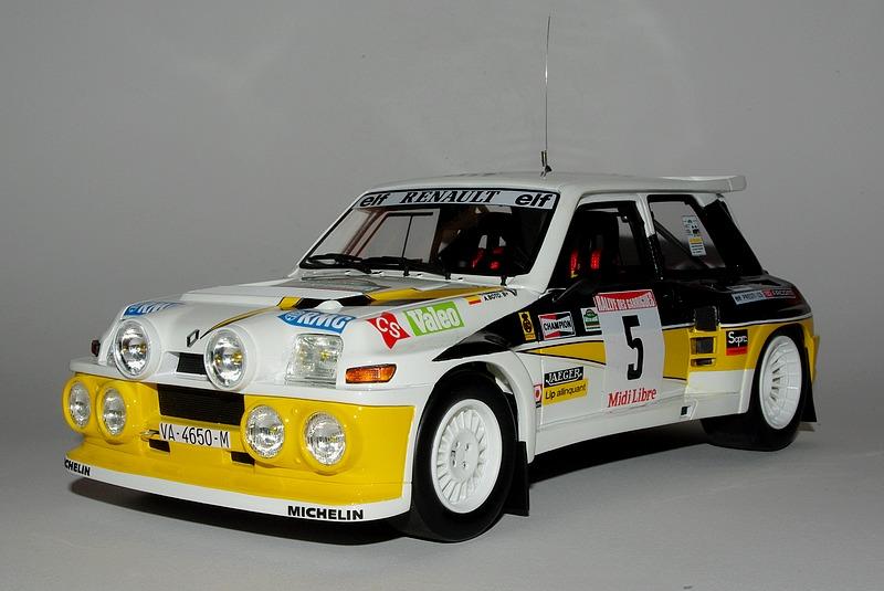 5 maxi turbo rallye des cevennes