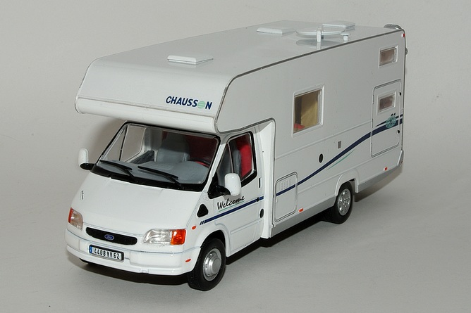 50 chausson welcome 30 sur ford transit