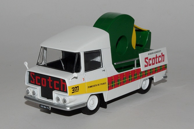 53 citroen type hy scotch 3m