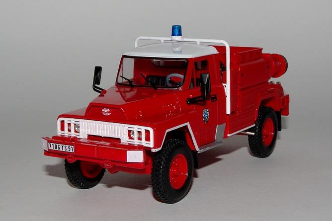 58 camion citerne pour feux de forets moyens acmat tpk 4 20 ffm