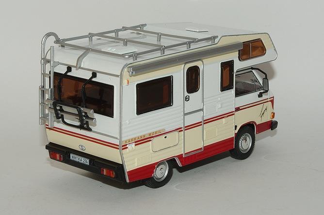 58 karmann gipsy sur volkswagen t3 arr