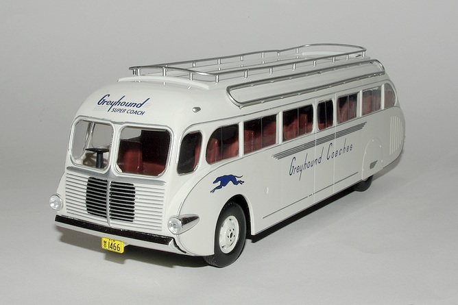 60 ford super coach greyhound