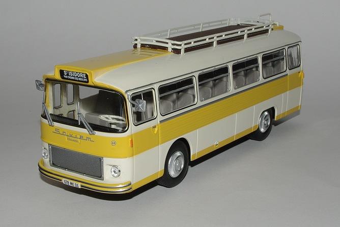1//43 Ixo Saviem SC5 1962 Bus 75