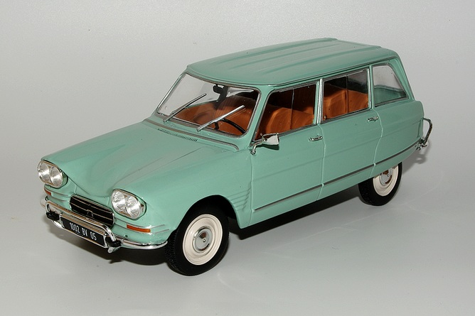 8 citroen ami 6 break club