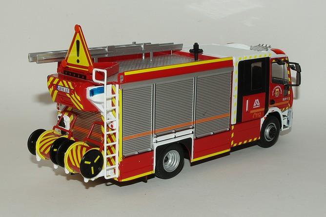 9 iveco eurocargo ff160e32wo magirus team cab arr