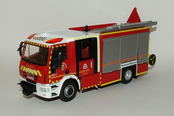 9 iveco eurocargo ff160e32wo magirus team cab