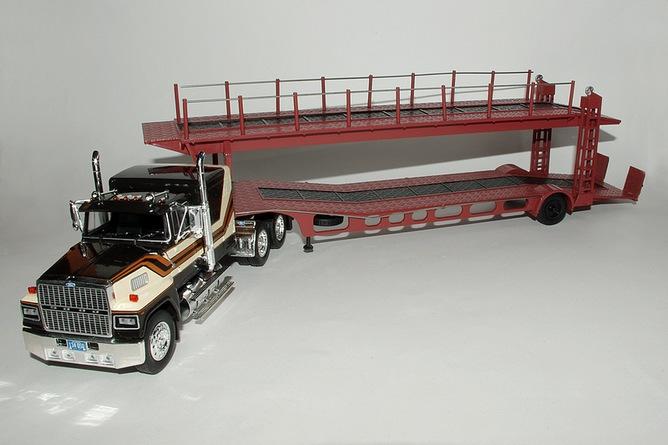 97 ford 9000 ltl porte autos