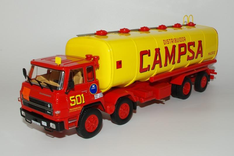 Barreiros 8235b campsa 1977 1