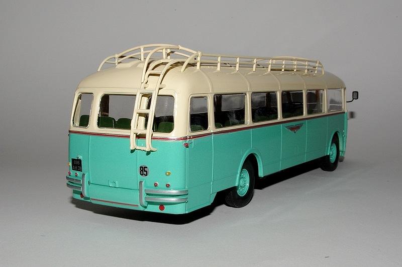 Bus 7 arr