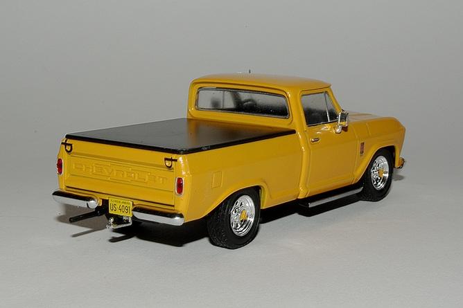 Chevrolet c 10 1974 arr