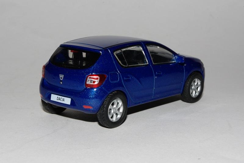 Dacia sandero arr