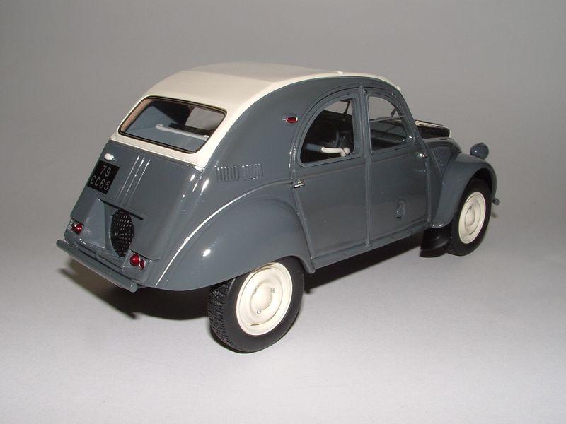 2cv 4x4 Sahara (1958)