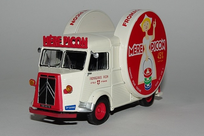 3 - Citroën Type H Mère Picon (Test)