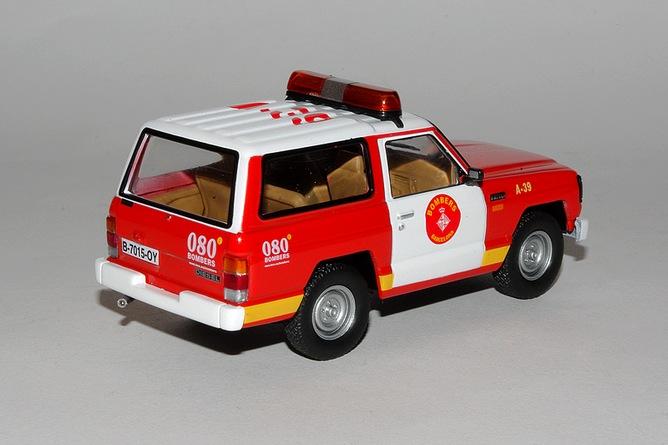 Nissan patrol a 39 arr