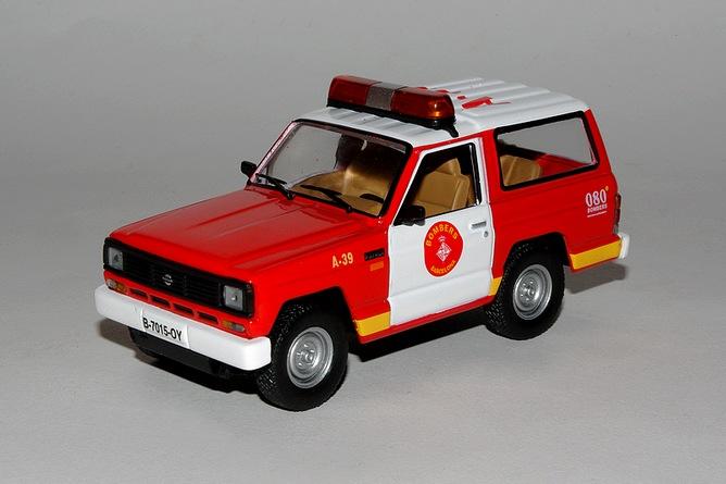 Nissan patrol a 39