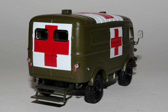 R2087 ambulance arr