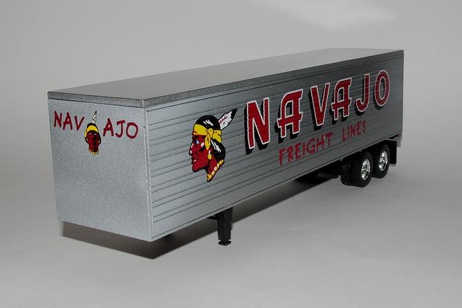 Remorque navajo 1953