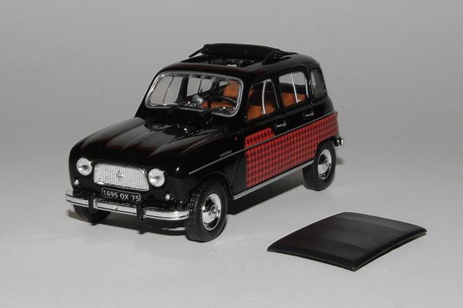 Renault 4 parisienne 1965