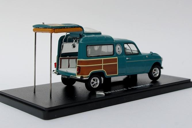 Renault 4 traffic 1971 arr