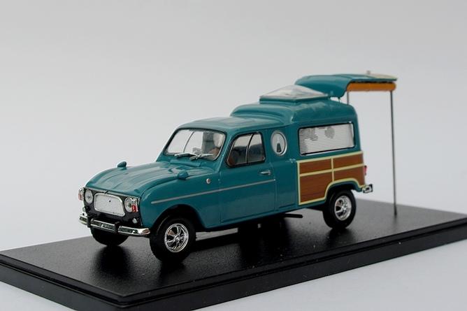 Renault 4 traffic 1971