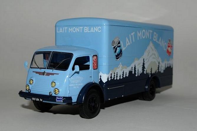 Renault faineant lait mont blanc
